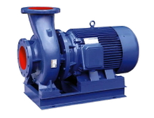 ISW Satu Tahap Suction Single Horizontal Centrifugal Pump