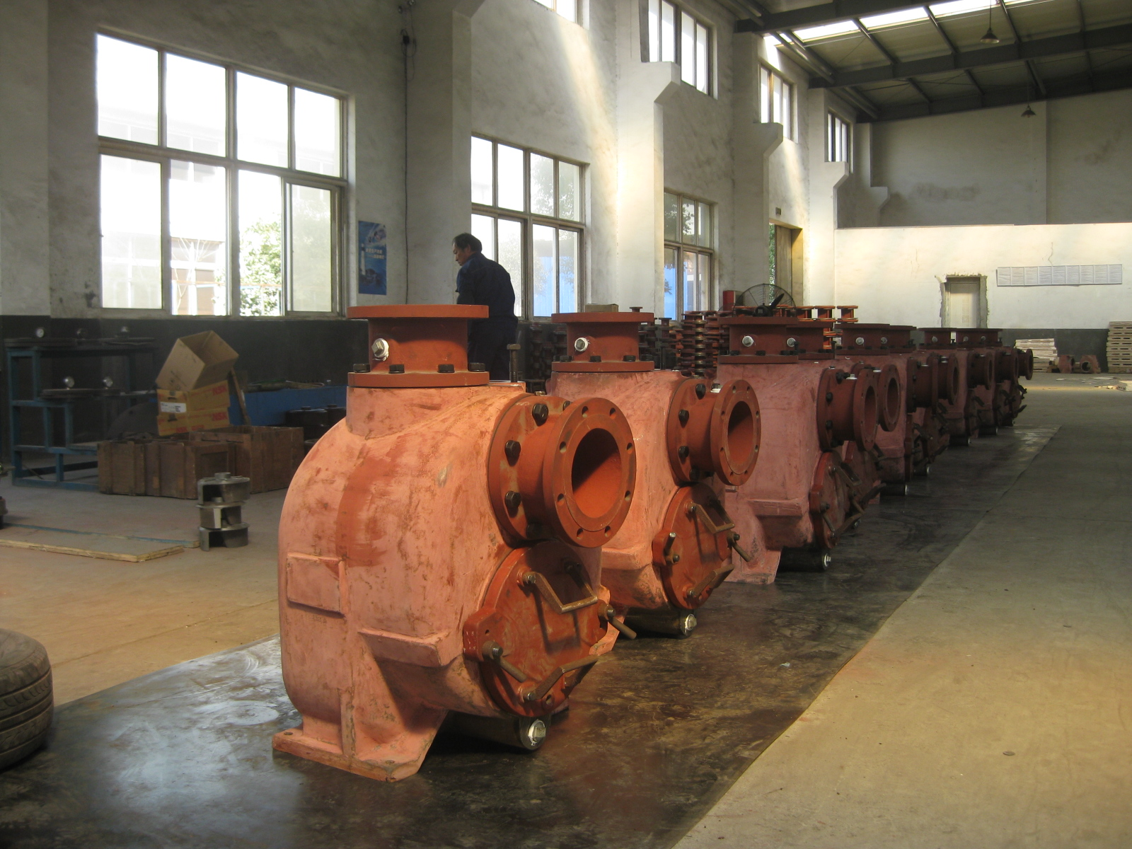 T-2 Self-priming Pump Trash